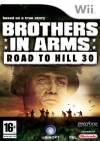 WII GAME - Brothers in Arms: Road to Hill 30 (MTX)