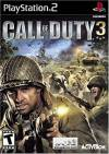 PS2 GAME - PS2 GAME - Call of Duty 3 (MTX)