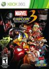XBOX 360 GAME - MARVEL VS CAPCOM 3 Fate of Two Worlds (MTX)