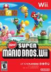WII GAME -New Super Mario Bros (MTX)