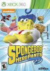 XBOX 360 GAME -  Spongebob Heropants (MTX)