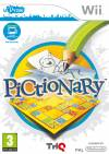 Wii GAME - Pictionary uDraw