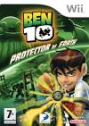Wii GAME - Ben 10 Protector Of Earth (MTX)
