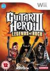 Wii GAME - Guitar Hero III: Legends of Rock (MTX)