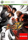 Street Fighter IV X360 USED (COLL. HINT BOOK INCLUDED)