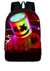 Marshmello DJ Music des37 Τσάντα πλάτης αδιάβροχη (ΟΕΜ)