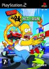 PS2 GAME - The Simpsons: Hit & Run (MTX)