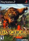 PS2 GAME - Cabela's Dangerous Hunts (MTX)