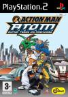 PS2 GAME - Action Man ATOM: Alpha Teens on Machines (MTX)