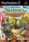 PS2 GAME - Shrek's Carnival Craze Party Games (MTX)