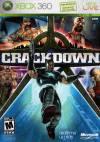 XBOX 360 GAME - CRACKDOWN (MTX)