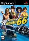 PS2 GAME - King of Route 66 (MTX)