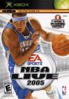 XBOX GAME - NBA LIVE 2005 (MTX)