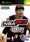 XBOX GAME - NBA 2K3 (MTX)