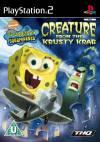 PS2 GAME - SpongeBob SquarePants: Creature from the Krusty Krab (MTX)