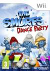 Wii GAME - The Smurfs Dance Party
