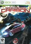 XBOX 360 GAME - Need For Speed Carbon (MTX)