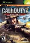 XBOX GAME -  Call of Duty 2 Big red one (MTX)