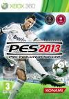 XBOX 360 GAME - Pro Evolution Soccer 2013 (MTX)