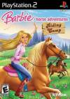 PS2 Game - Barbie Horse Adventures: Riding Camp (MTX)