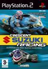 PS2 GAME - Crescent Suzuki Racing: Superbikes and Super Sidecars (MTX)