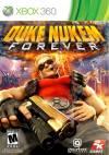 XBOX 360 GAME - DUKE NUKEM FOREVER (MTX)