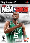 PS2 GAME - Nba2k9 (ΜΤΧ)