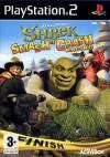 PS2 GAME - Shrek Smash n Crash Racing