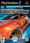 PS2 GAME - Need for Speed Underground (MTX)