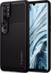 Spigen Rugged Armor Back Cover Xiaomi Mi Note 10/10 Pro - Μαύρο