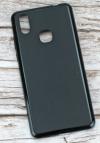 CUBOT MAX 2 θήκη σιλικόνης πίσω πλάτης μαύρη (οεμ)