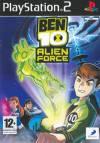 PS2 GAME - Ben 10 Alien Force (MTX)