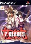 PS2 GAME - 7 Blades (MTX)