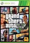 XBOX 360 GAME - GTA V - Grand Theft Auto V (MTX)