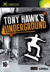 XBOX GAME - Tony Hawk's Underground (MTX)