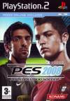 PS2 GAME - Pro Evolution Soccer PES 2008 (MTX)