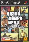 PS2 GAME - Grand Theft Auto San Andreas (MTX)