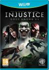 WII U GAME - Injustice Gods Among Us (MTX)
