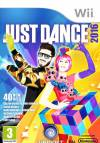 WII GAME - Just Dance 2016