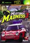 XBOX GAME -  Midtown Madness 3 (MTX)