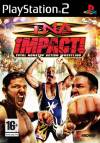 PS2 GAME - TNA Impact Wrestling (USED)