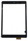 9.7'' inch YLD-CGGA383-FPC-A0 (23,5 X 16,4 cm) Οθονη Αφής BLACK