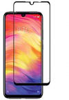 Tempered Glass for Xiaomi Redmi Note 7/7 Pro ΜΑΥΡΟ (OEM)