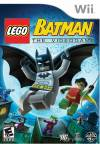 Wii Games - Lego Batman the Videogame (MTX)