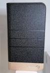 Θήκη Βιβλίο  Caterpillar CAT S31 Μαύρο (με Χρυσό  τελείωμα) (ΟΕΜ)