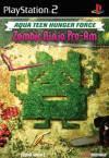 PS2 GAME - Aqua Teen Hunger Force: Zombie Ninja Pro-Am (MTX)