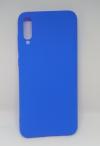 Samsung Galaxy A70 2019 Λεπτή Θήκη Σιλικόνης TPU Μπλε (oem)