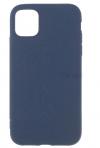 Θήκη ματ tpu μαλακή πίσω κάλυμμα για iPhone 11 PRO ΜΠΛΕ (5.8) (OEM)