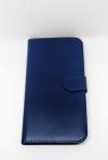 Samsung A50 / Α505 / Α30s Θήκη Book Wallet Δερματίνης με κούμπωμα - Σκούρο Μπλε