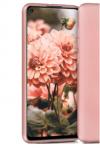 Θήκη ματ TPU σιλικονη μαλακή πίσω κάλυμμα για XIAOMI NΟΤΕ 9T 5G Απαλο Ροζ (oem)
